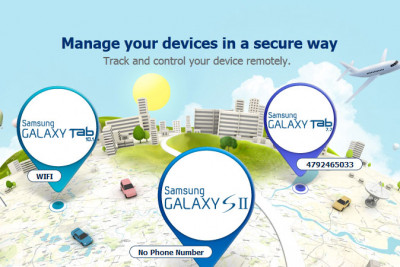 Can I track my Samsung phone? With SamsungDive and Google it's now easier than ever