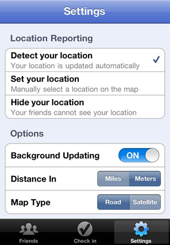 Google Latitude mobile phone tracker - add friends