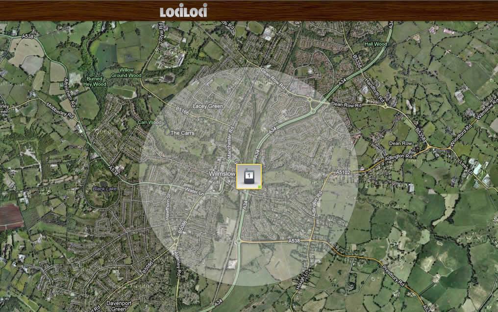 Mobile Location Finder